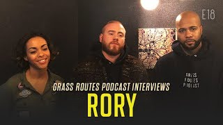 Rory talks Agencies becoming new labels, The Joe Budden Podcast and more