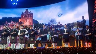 Highland Catheral Andre Rieu Christmas In Dublin  9th Dec 2017