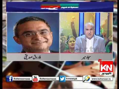 Sajjad Mir Ke Saath 08 05 2018 Current Situation Of Kashmir.