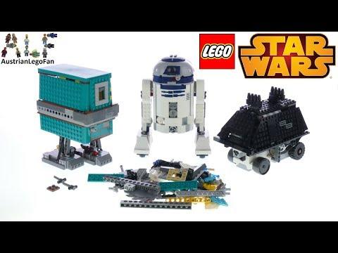 Vidéo LEGO Star Wars 75253 : Commandant des droïdes
