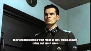 Pros and Cons with Der Führer - Foxtel