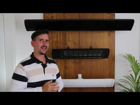 Heatscope Spot Infrarot Heizstrahler