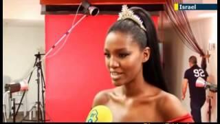 Miss Israel 2013: Yityish Aynaw becomes first ever Ethiopian-Israeli winner of beauty crown