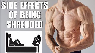 The Ugly Truth Of Extreme Fat Loss  **negative side effects**