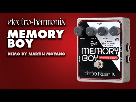 ELECTRO-HARMONIX Memory Boy Kytarový efekt