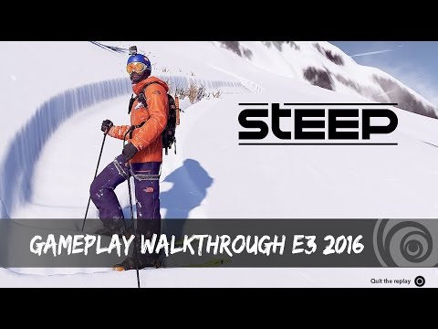 Видео № 1 из игры Steep [PS4]