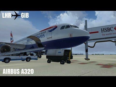 FSX:SE] London Heathrow [EGLL] - Gibraltar [LXGB]   British Airways