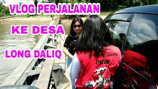 preview picture of video 'PERJALANAN KE KAMPUNG LONG DALIQ'