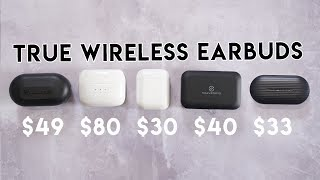 5 Best Budget True Wireless Earbuds 2020 | mrkwd tech