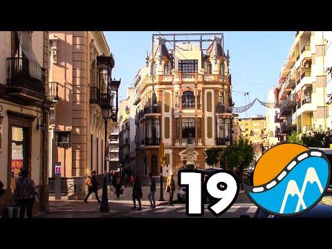 Huelva, Spain City Tour!!!
