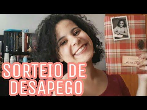 SORTEIO DE DESAPEGO | VEDA #01 | Livraneios