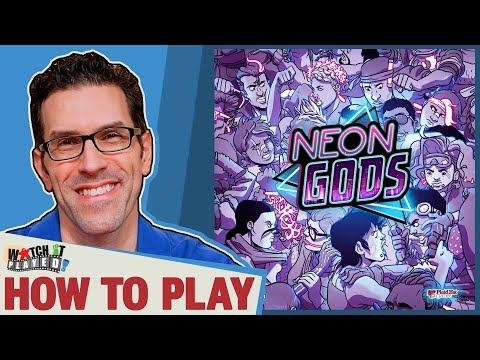 Neon Gods - How To Play