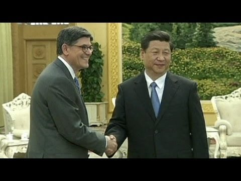 China News - US & China Meet, Chinese NASA Researcher Arrested - NTD China News, March 19, 2013