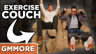 Introducing the Exercise Couch