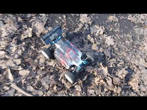 ZD Racing RAPTORS BX-16 9051 - Test Run