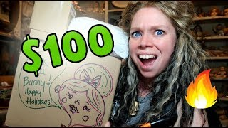 Opening $100 of Mystery Boxes from Etsy bc I NEVER LEARN | Kholo.pk