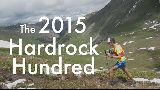 The 2015 Hardrock Hundred