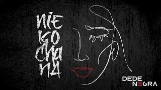 Kadr z teledysku Niekochana tekst piosenki DeDe Negra