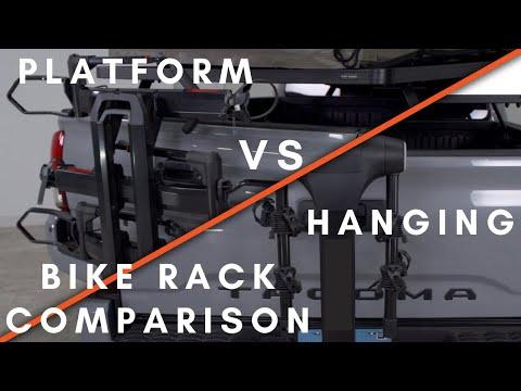 Platform vs Hanging Bike Racks: Which One is Best?
