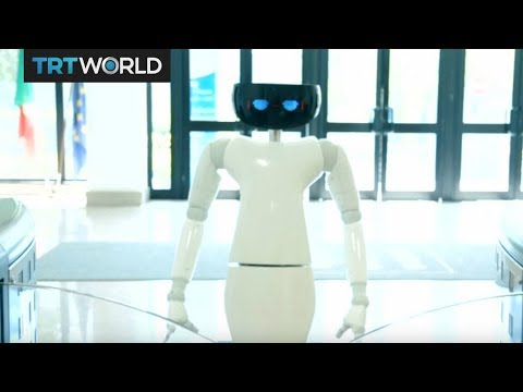 Money Talks: Humanoid robot aims to be affordable home help