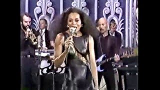 DIANA ROSS  Mirror Mirror- Tonight Show