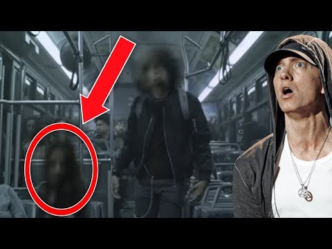 7 Things You Missed In Eminem - Venom