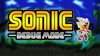 How to get super sonic and debug mode in sonic 1 for ios READ DESC
