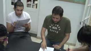 Lectura de Guion - con Ariel Galeano (video Privado)
