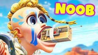 TROLLING THE WORST KID IN FORTNITE! Trolling People In Fortnite Battle Royale & Funny Moments #3
