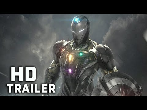 "AVENGERS 4 – Tribute Trailer (2019) – ""End Game"""