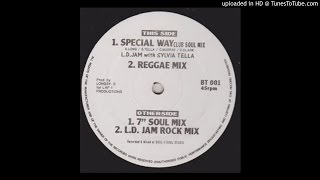L.D Jam & Sylvia Tella - Special Way (Reggae Mix)