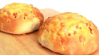 How To Make Cheese And Bacon Rolls – Video Recipe