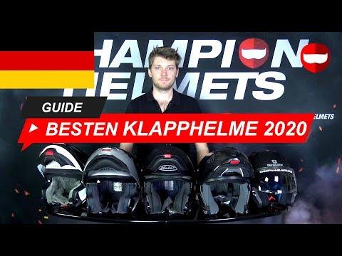 Die besten Klapphelme 2019/2020 im Straßentest - ChampionHelmets.com