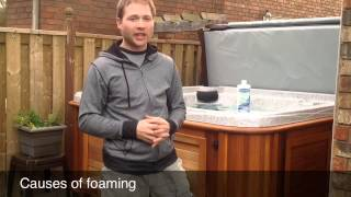 Foam Dissolve - What Causes Foaming & How to Get Rid of it.