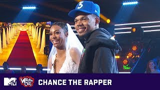 Chance the Rapper Leaves His Girl At The Altar 😂 | Wild 'N Out | #VowingOut