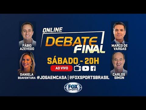 Fla imbatível, Jesus de saída, desabafo de Felipe Melo, Inter campeão de tudo e mais: Debate Final