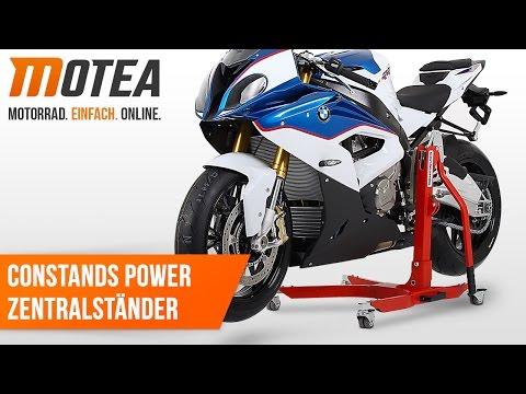 Motorrad Zentralständer ConStands Power Yamaha YZF-R1 07-14