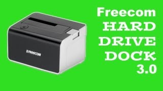 Freecom Hard Drive Dock 3.0