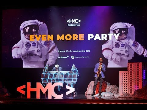 Hotel Marketing Conference 2019 Poznań [official video]
