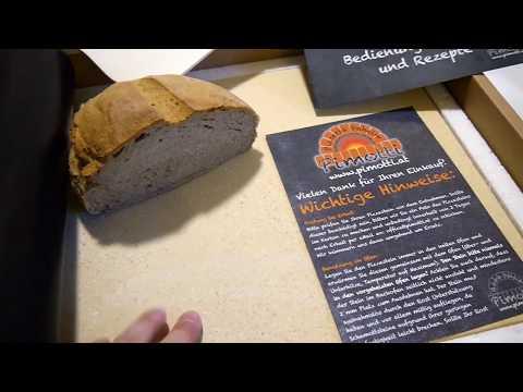 Aufrüsten mit Schamott Pizza & Brotbackstein | Silikon Grillmatten