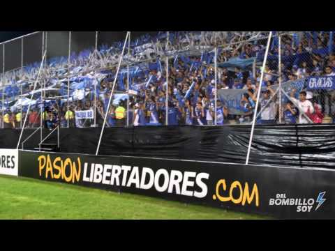 """""""Millonario, Te lo pide tu gente"""" Barra: Boca del Pozo • Club: Emelec"""