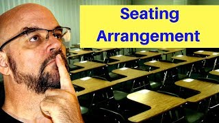 Seating Charts And Classroom Arrangement
