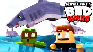 Minecraft Bed Wars - TINY TURTLE HAS A MASTER PLAN!