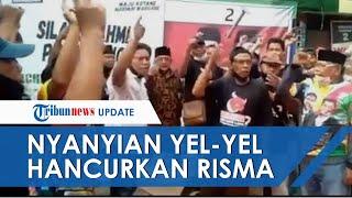 """POPULER Nyanyikan Yel-yel """"Hancurkan Risma"""", Ketua Banteng Ketaton: Itu Bentuk Kekecewaan Kami"""