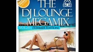 VA The DJ Lounge Megamix VOL.25½ (Summer Edition)  2012 preview