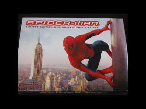 — Free Watch Spider-Man (Limited Edition Collector's Gift Set)