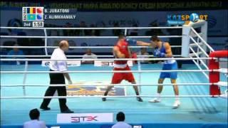 Жәнібек Әлімханұлы - Богдан Хуратони