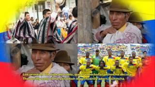 National Anthem: Ecuador -Salve, Oh Patria