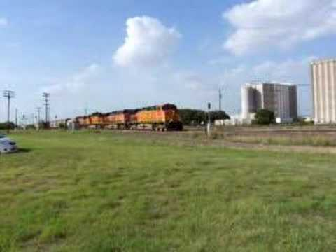 Saginaw Texas Railfanning