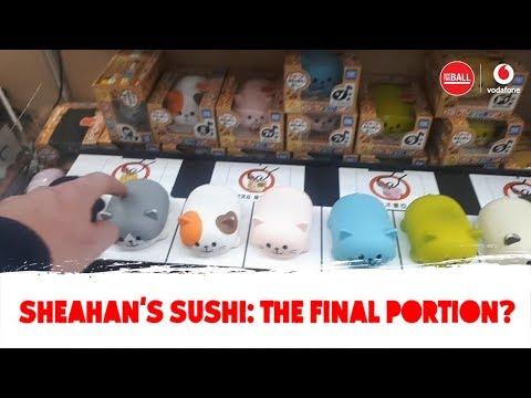 Sheahan' Sushi: The Final Portion?